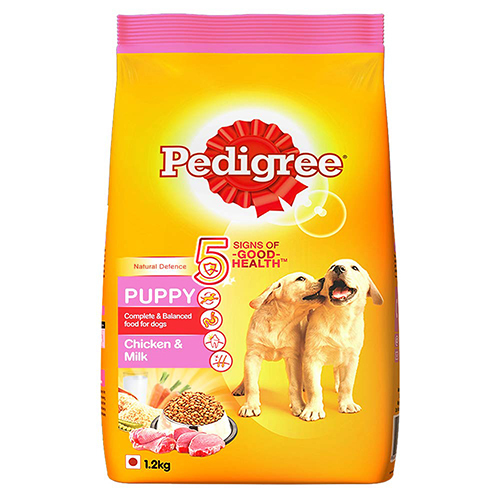Pedigree Puppy