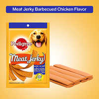 Meat Jerky Treat BBQ Chicken