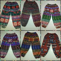Acrylic Woolen Winter Pajamas Mix Match Prints