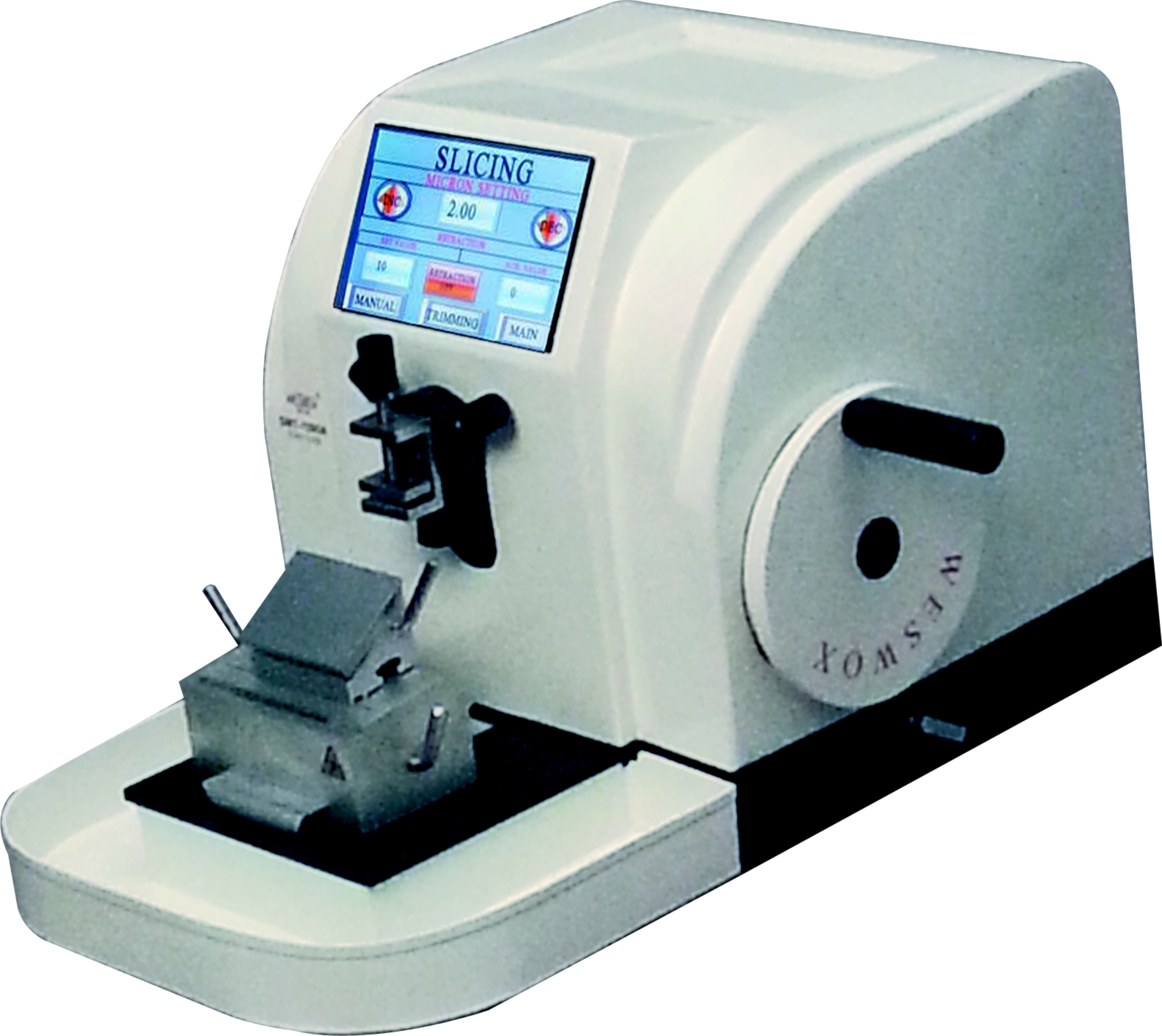 Weswox  Fully Automatic Microtome Latest Model
