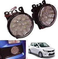 Universal Car Led Light For Maruti Suzuki Car Fog Light For  Maruti Suzuki  Swift, Ritz, Swift, Baleno, Wagonr, S Cross, Xl6,  Eartia, Sx4, Ignis, Ciaz, Brezza,  Celerio,  Kwid,  Nexon,