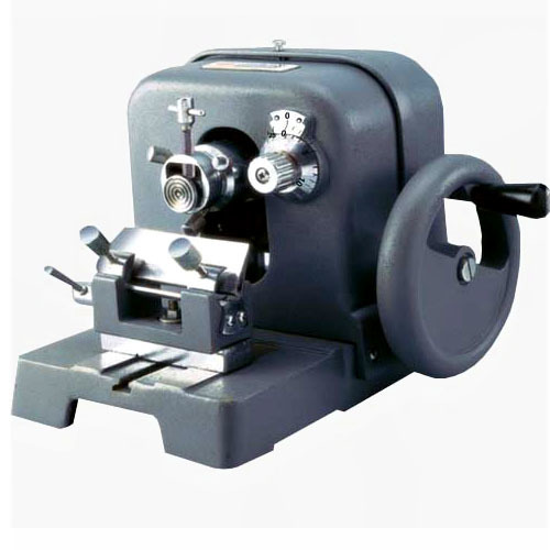 WESWOX JUNIOR  ROTARY  MICROTOME (ERMA TYPE). LATEST MODEL