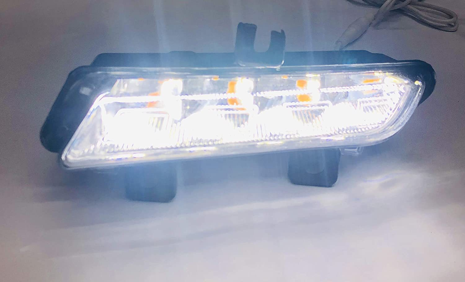 Autofasters Car Led Light With indicator for Renault Triber