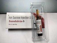 Ferrofolvin S inj.