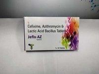 Jefix-AZ tablets