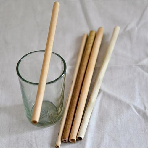 Natural Bamboo Straw