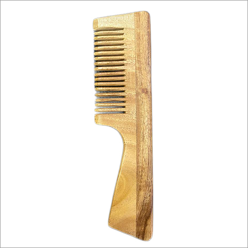 Original Neem Wood Shower Comb
