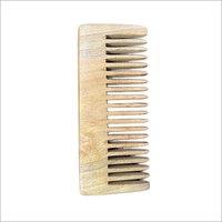 Organic Neem Wood Comb With Handle