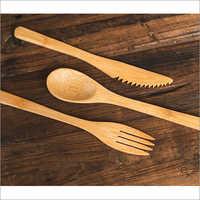 Bamboo Travel Cutlery