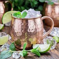 Copper Mug With Handle