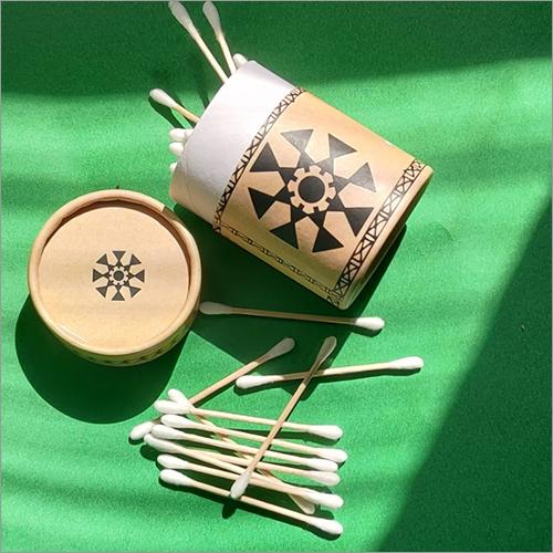 Eco-Friendly Bamboo Ear Swabs