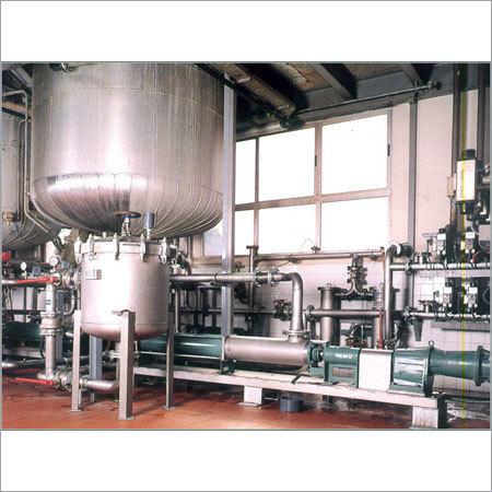 Bakery Shortening And Margarine Plant