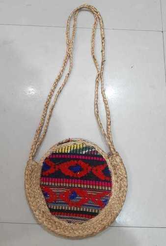 Women Jute Beach Fashion Bag