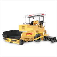 Mechanical Paver Machine With Hydraulic Conveyor Drive