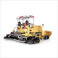 Wheel Paver Finisher Machine