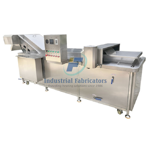Fruit And Vegetable Blanching Systems