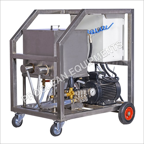 High Pressure Electric Hot And Cold Water Jet