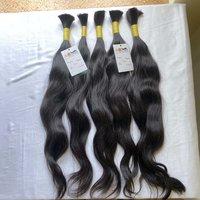 Wholesale Factory Price Cuticle Aligned Raw Virgin Bulk Human Hair
