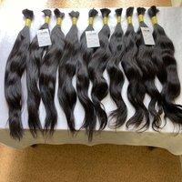 Wholesale Brazilian Raw Unprocessed Virgin Human Bulk Baby Hair