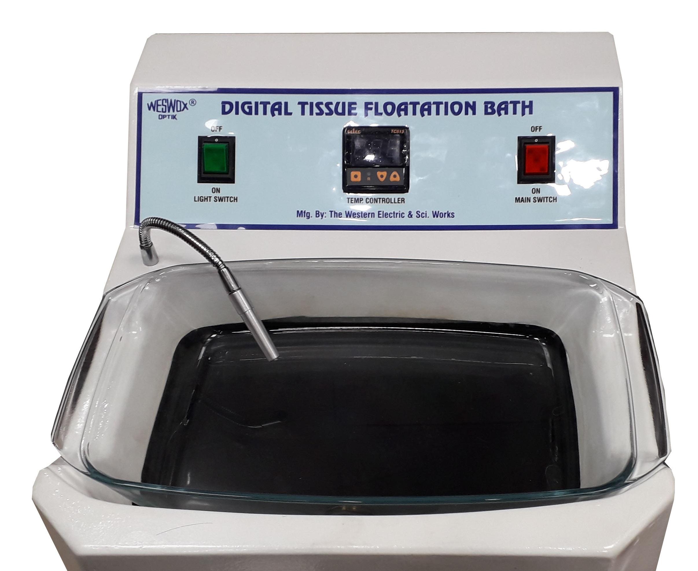 Digital Tissue Floatation Bath