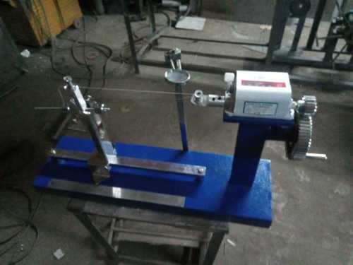 Twist tester Hand operated