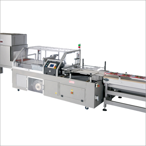 Automatic Side Sealer Machine