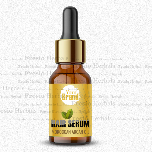 Hair Serum with Avocado & Grape seed Oil