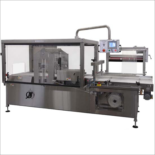 Continuous Motion Side Seal Wrapper Machine