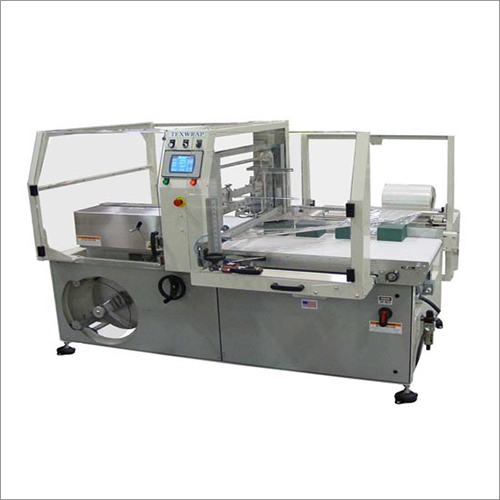 Intermittent Motion Side Seal Wrapper Machine
