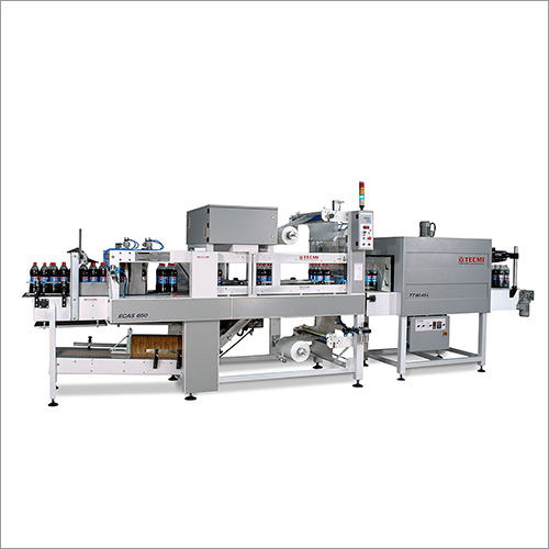 Overlap Shrink Wrapping Machine