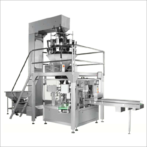 Fully Automatic Pick Fill And Seal Machine