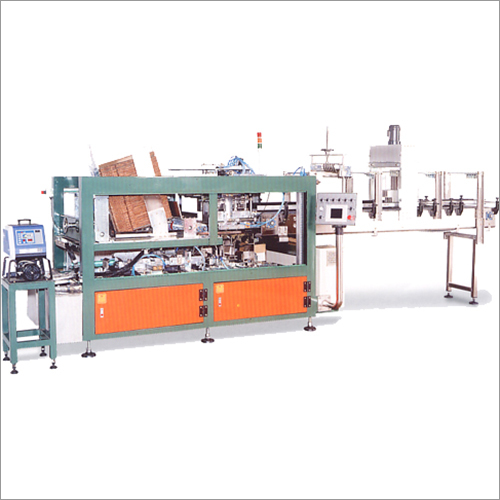 Semi Automatic Tray Packing Machine
