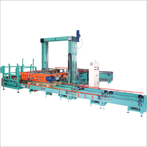 Industrial Low Level Palletisers Machine