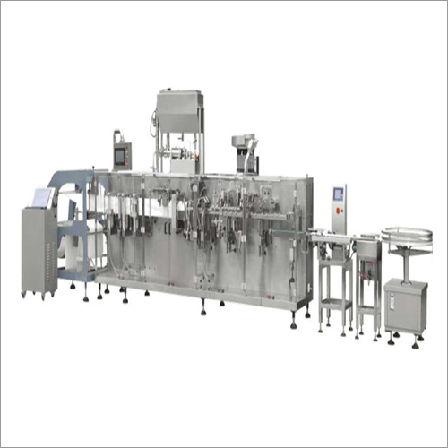 Multi Head Horizontal Form Fill And Seal Machine