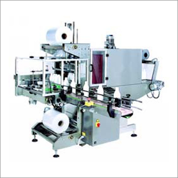 Poly Bundle And Sleeve Wrapper Machine