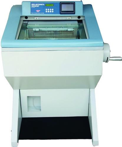 Mannual Cryostat Microtome