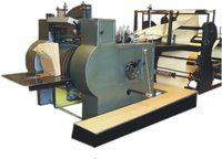 Fully Automatic Paper Grocery Bags Making Machine