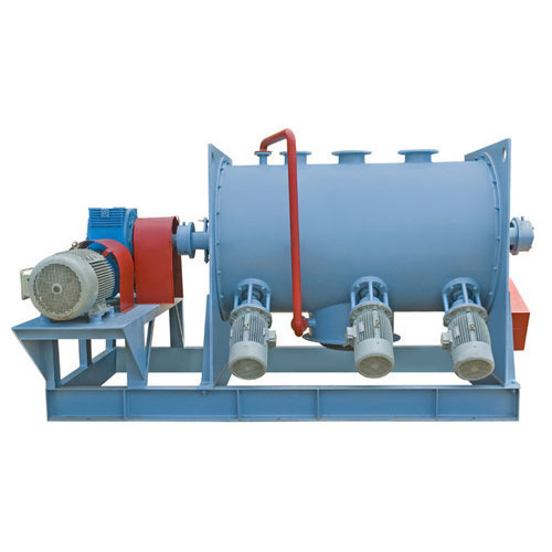 Stainless Steel Plough Shear Mixer