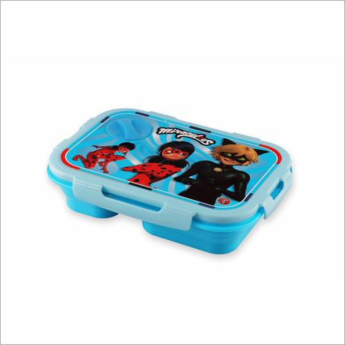 Jim Jam Plastic Lunch Box