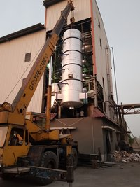 Physical Refining Plant