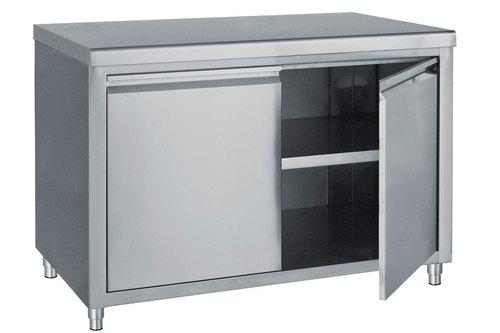 AV CBTD1800-2S ( SS CUPBOARD TABLE)