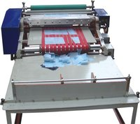 Sheet Cutting Machine With Slitting Attachment
