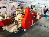Automatic Paper Bag Making Machinery