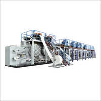 Factory Supply Disposable Adult Diaper Machine
