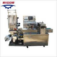 Three-Sealing Single Wipes Machine
