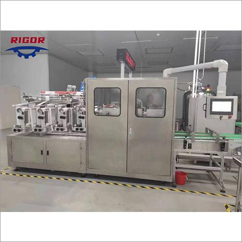 5-30 Pcs Sanitizer Automatic Wet Wipes Production Line