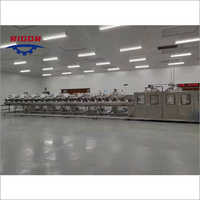 30-120 Pcs Full Automatic Baby Wet Wipes Manufacturing Machine
