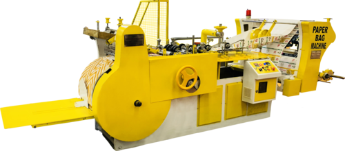Fully Automatic Paper Bags/food Bags Making Machine