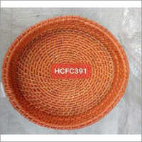 Coloured Round Tray