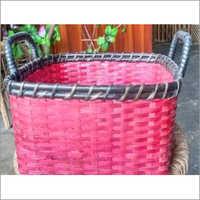 Square Basket Coloured